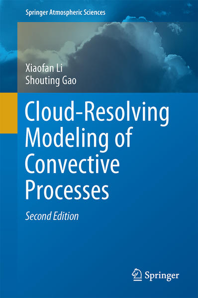 Cloud-Resolving Modeling of Convective Processes - Coverbild