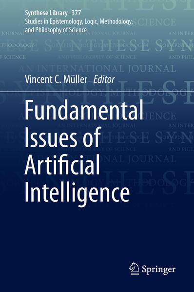 Fundamental Issues of Artificial Intelligence - Coverbild