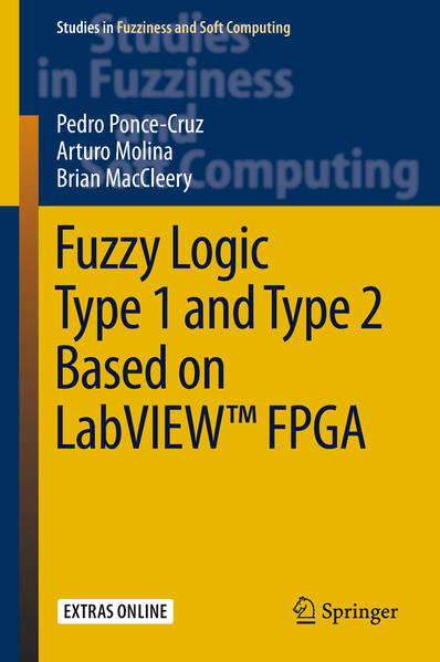 Fuzzy Logic Type 1 and Type 2 Based on LabVIEW™ FPGA - Coverbild