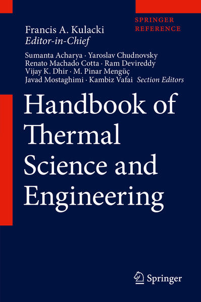 Handbook of Thermal Science and Engineering - Coverbild