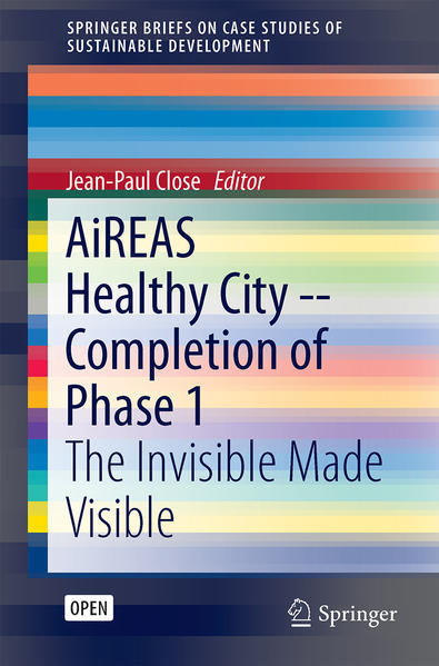 AiREAS: Sustainocracy for a Healthy City - Coverbild