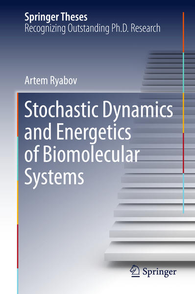 Stochastic Dynamics and Energetics of Biomolecular Systems - Coverbild