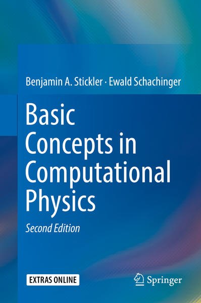 Basic Concepts in Computational Physics - Coverbild