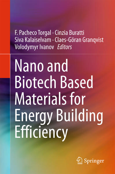Nano and Biotech Based Materials for Energy Building Efficiency - Coverbild