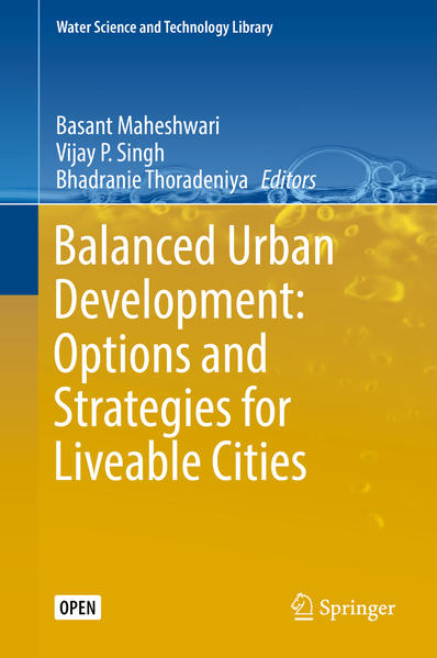 Balanced Urban Development: Options and Strategies for Liveable Cities - Coverbild