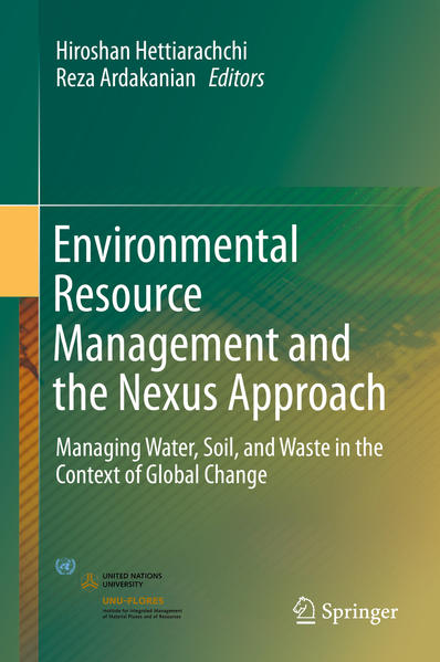 Environmental Resource Management and the Nexus Approach - Coverbild