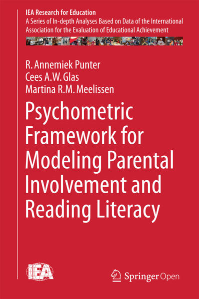 Psychometric Framework for Modeling Parental Involvement and Reading Literacy - Coverbild