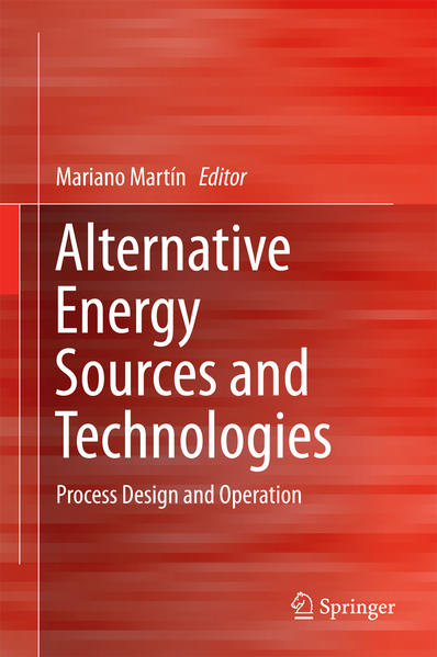 Alternative Energy Sources and Technologies - Coverbild