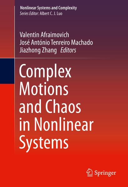 Complex Motions and Chaos in Nonlinear Systems - Coverbild
