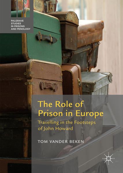 The Role of Prison in Europe - Coverbild
