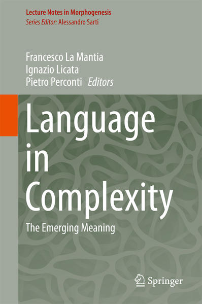 Language in Complexity - Coverbild