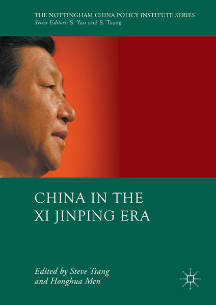 China in the Xi Jinping Era - Coverbild