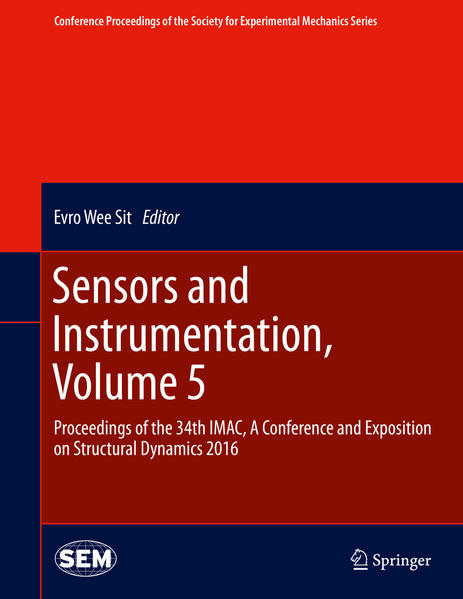 Sensors and Instrumentation, Volume 5 - Coverbild