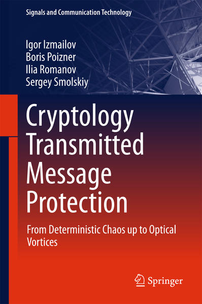 Cryptology Transmitted Message Protection - Coverbild