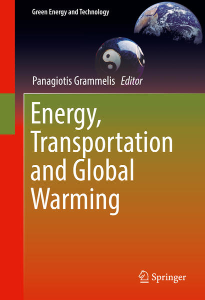 Energy, Transportation and Global Warming - Coverbild