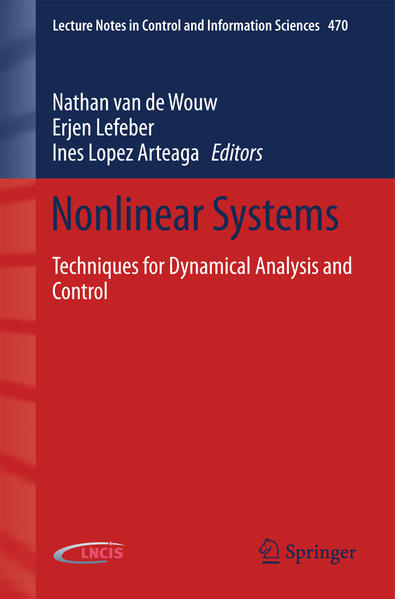Nonlinear Systems - Coverbild