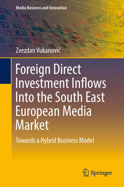 Foreign Direct Investment Inflows Into the South East European Media Market - Coverbild