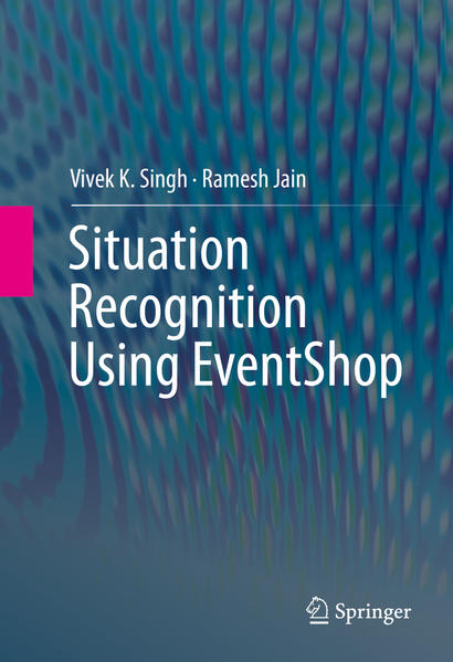 Situation Recognition Using EventShop - Coverbild