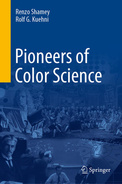 Pioneers of Color Science - Coverbild