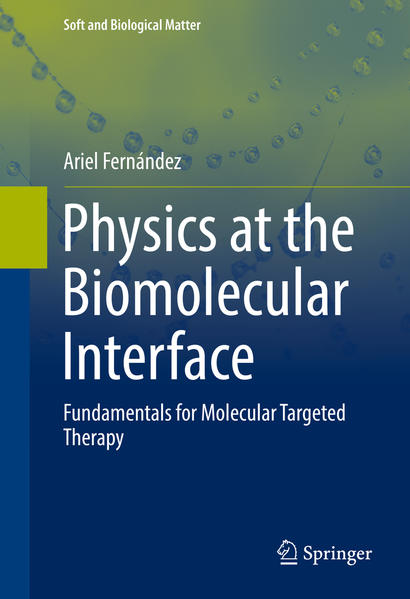 Physics at the Biomolecular Interface - Coverbild