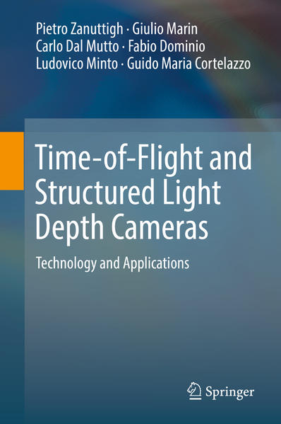 Time-of-Flight and Structured Light Depth Cameras - Coverbild