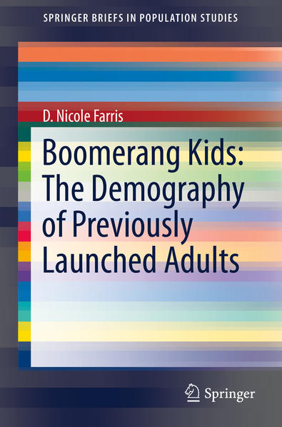 Boomerang Kids: The Demography of Previously Launched Adults - Coverbild