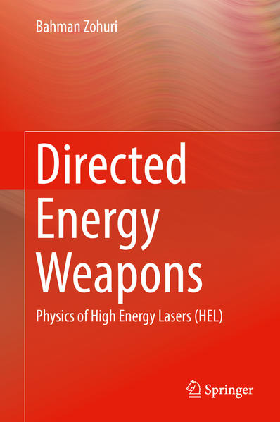 Directed Energy Weapons - Coverbild