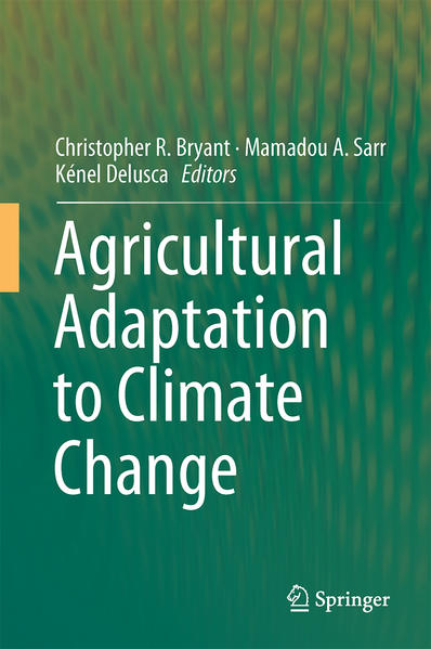 Agricultural Adaptation to Climate Change - Coverbild