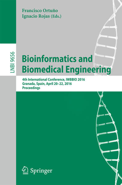 Bioinformatics and Biomedical Engineering - Coverbild