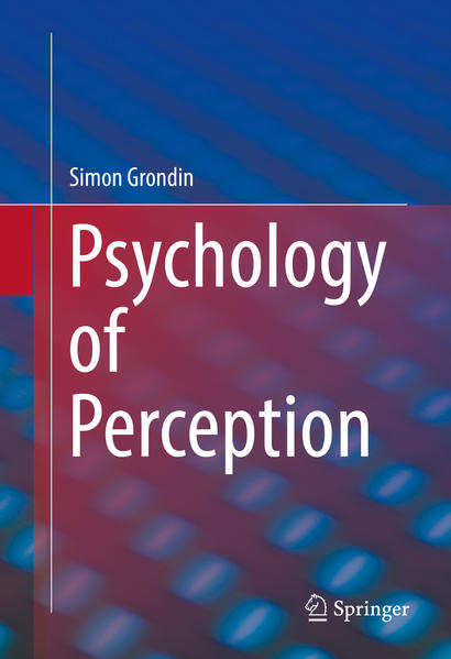 Psychology of Perception - Coverbild