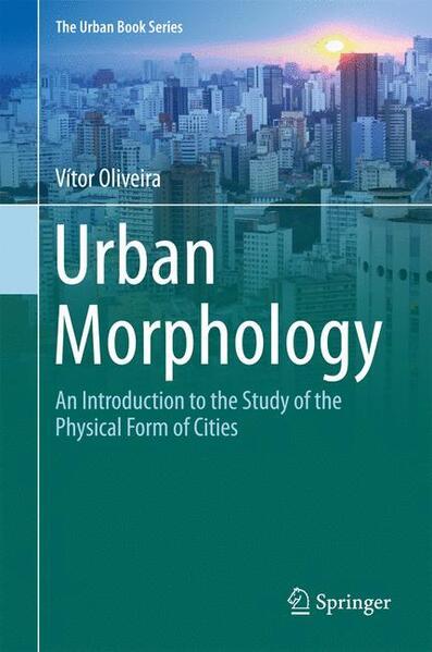 Urban Morphology - Coverbild