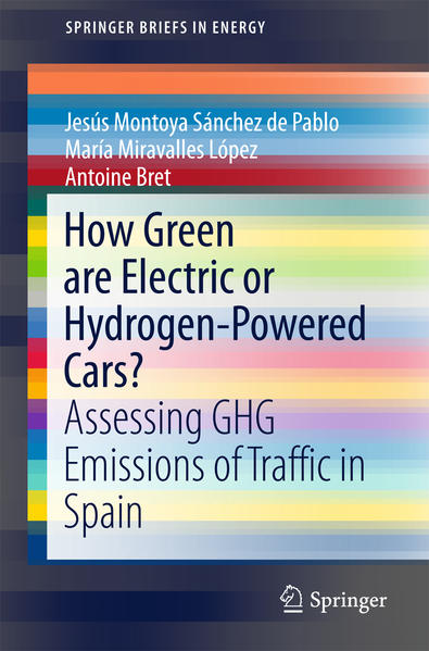 How Green are Electric or Hydrogen-Powered Cars? - Coverbild