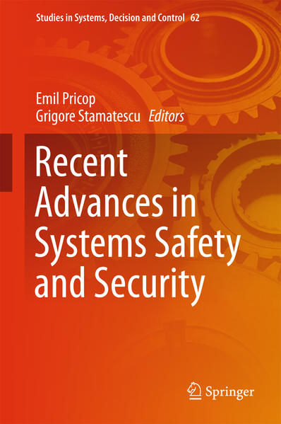 Recent Advances in Systems Safety and Security - Coverbild