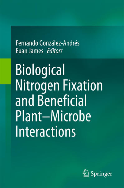 Biological Nitrogen Fixation and Beneficial Plant-Microbe Interaction - Coverbild