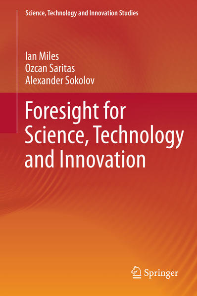 Foresight for Science, Technology and Innovation - Coverbild