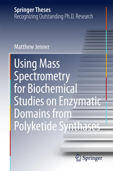 Using Mass Spectrometry for Biochemical Studies on Enzymatic Domains from Polyketide Synthases - Coverbild