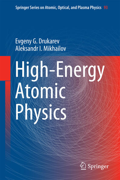 High-Energy Atomic Physics - Coverbild