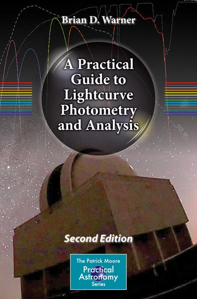 A Practical Guide to Lightcurve Photometry and Analysis - Coverbild