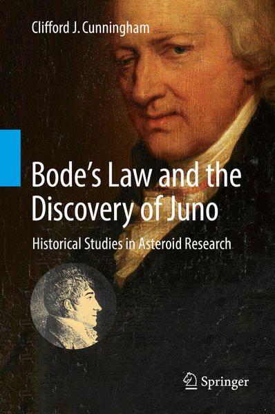 The Discovery and Study of Juno and Vesta in the Early Nineteenth Century - Coverbild