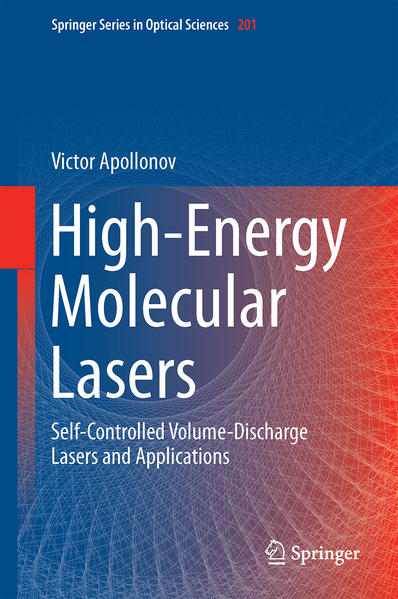 High-Energy Molecular Lasers - Coverbild