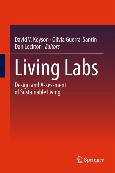 Living Labs - Coverbild