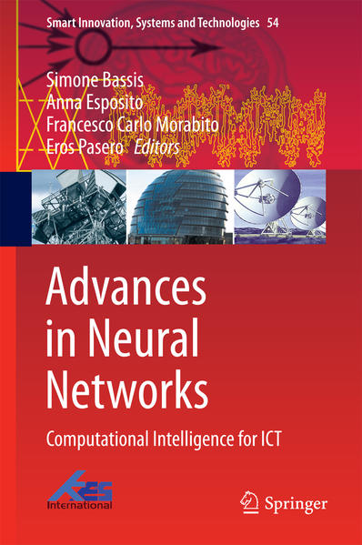 Advances in Neural Networks - Coverbild