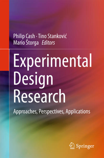 Experimental Design Research - Coverbild