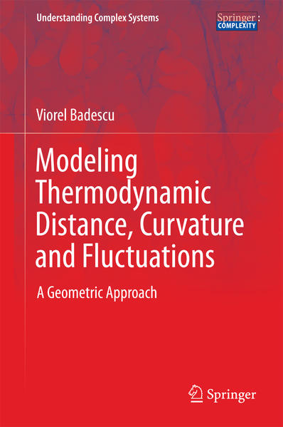 Modeling Thermodynamic Distance, Curvature and Fluctuations - Coverbild