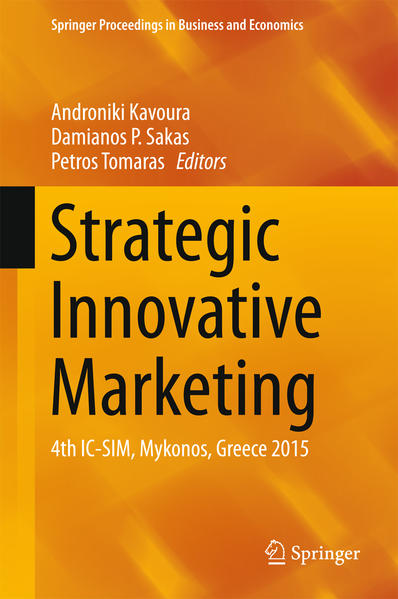 Strategic Innovative Marketing - Coverbild