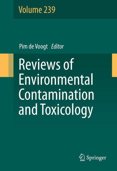 Reviews of Environmental Contamination and Toxicology Volume 239 - Coverbild