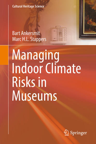 Managing Indoor Climate Risks in Museums - Coverbild