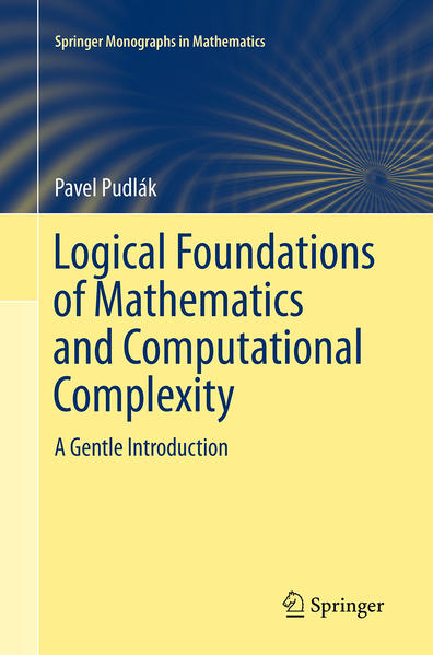 Logical Foundations of Mathematics and Computational Complexity - Coverbild