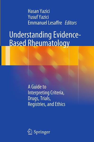 Understanding Evidence-Based Rheumatology - Coverbild
