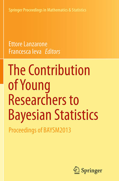 The Contribution of Young Researchers to Bayesian Statistics - Coverbild